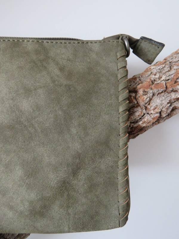 Schoudertas Uitgaan : Stoere schoudertas van zaza z bella regalo